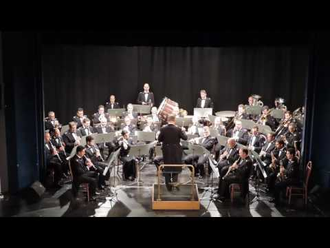 Banda Musicale dell'Aeronautica Militare - Beguine di Marco Moroni видео