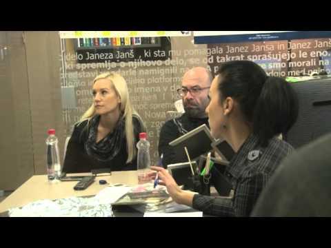 Televizijska pogovorna oddaja: primer oddaje Epilog na POP TV