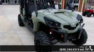 9. 2018 Can-Am® Commander™ MAX DPS™ 800R  - Price Power...