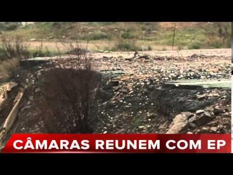 AUTARCAS REUNIRAM-SE COM AS ESTRADAS DE PORTUGAL