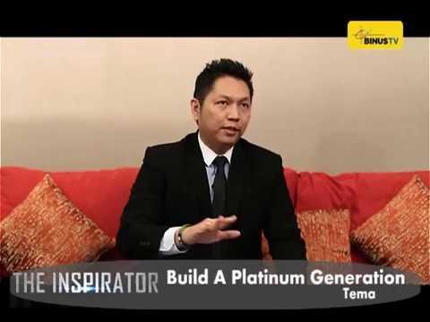 THE INSPIRATOR: Pierre Senjaya – Build A Platinum Generation (Part.3)