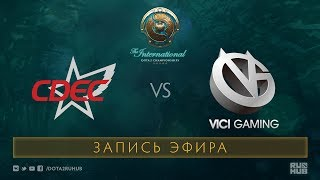 CDEC vs VG, The International 2017 Qualifiers [Crystalmay]
