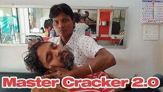Video ASMR Master Cracker Unmatched Head Massage with Neck and Hair Cracking MP3, 3GP, MP4, WEBM, AVI, FLV Januari 2019