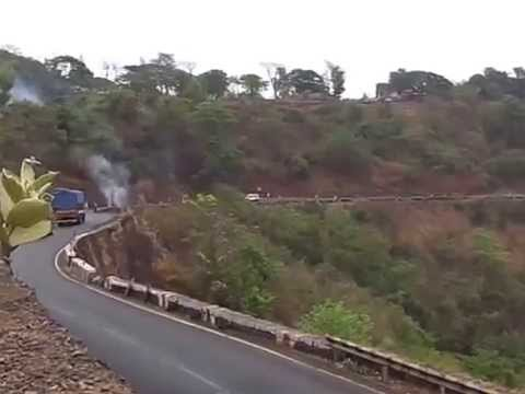 Video KASHEDI GHAT MOST DIFFICULT TURN download in MP3, 3GP, MP4, WEBM, AVI, FLV January 2017