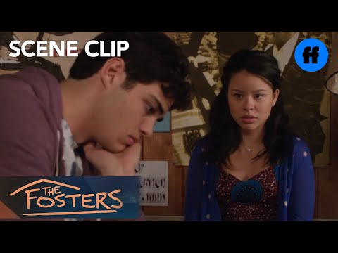 The Fosters | Season 4, Episode 19: Jesus Talks About Being A Father | Freeform