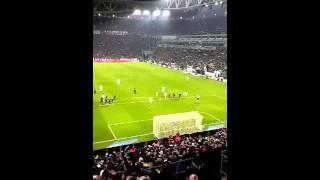 Juventus-Inter 3-0 Rigore di Morata