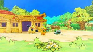 【公式】『ポケモン不思議のダンジョン 救助隊DX』特別映像 マクノシタ� by Pokemon Japan