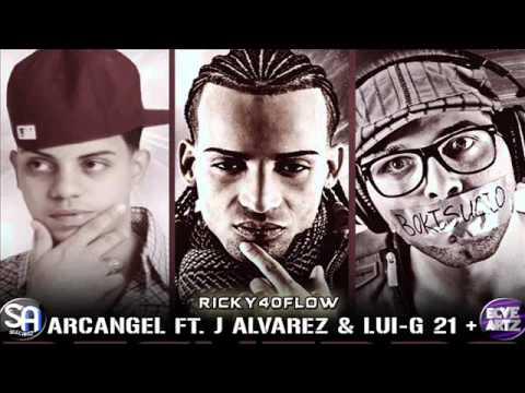 Arcangel Ft. Luigi 21 Plus