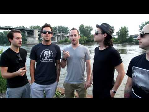 Simple Plan Australia Warped Tour Announcement