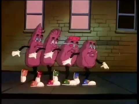 The California Raisins -