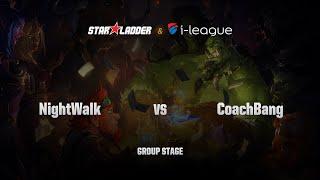 Night Walking vs CoachBang, game 1