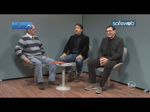 Ricardo Orlandini entrevista os empresários Marcelo Tovo e Paulo Roberto Chiele num bate papo sobre o Mercado de Luxo no Brasil e no mundo