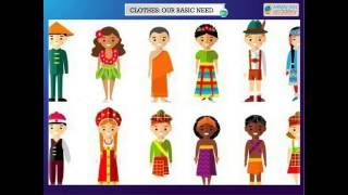 Science - Types of Clothes - CBSE Class 4 Science (IV)