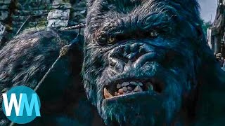 Video Top 10 TERRIFYING Giant Movie Monsters MP3, 3GP, MP4, WEBM, AVI, FLV Mei 2017