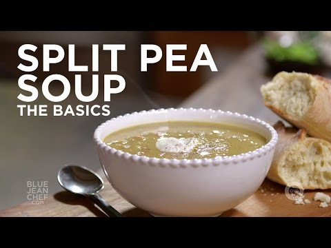 How To Make Split Pea Soup In A Pressure Cooker - The Basics On QVC