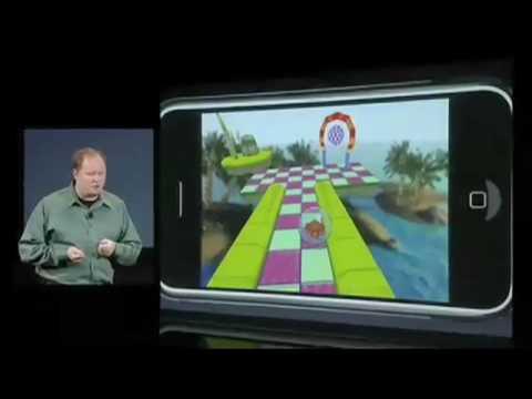 Super Monkey Ball para el iPhone / iPod Touch