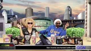 GGN Lil Debbie & Snoop Listen to Mac Dre