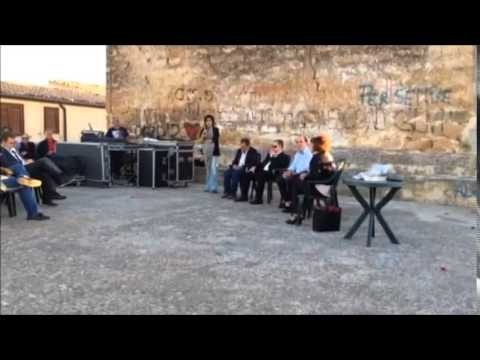 Presentazione del libro a Sambuca di Sicilia,