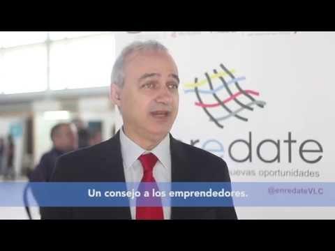 Entrevista a Ricardo Gabaldon, Pte. Colegio Graduados Sociales Valencia en Enrédate[;;;][;;;]