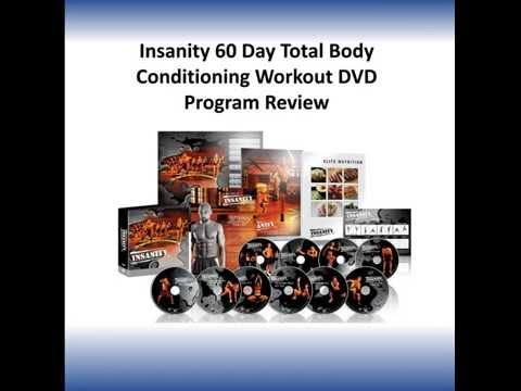 Insanity Workout Review and What's Included