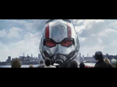 Ant-Man and the Wasp | Official Trailer 1 | English