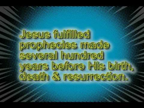 Proof Jesus Fulfilled Biblical Prophecies