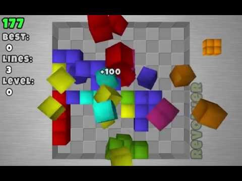 Video of TetroCrate 3D: Brick Game