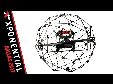 Have a Ball: Flyability Elios Industrial Inspection Drone