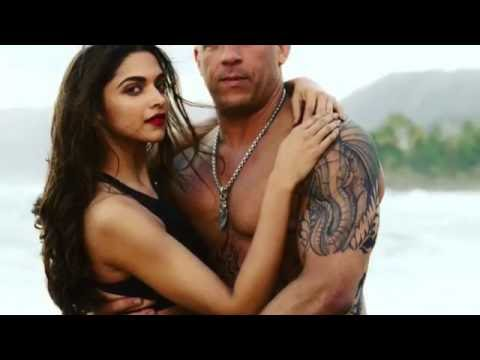 Deepika Padukone And Vin Diesel From The Movie XXx