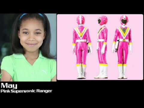 Power Rangers: Supersonic