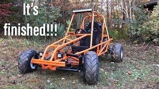 Download Video painting the GS500 dune buggy!!! MP3 3GP MP4