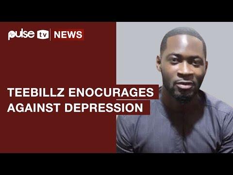 Tee Billz, Tiwa Savage's Estranged Husband, Encourages Those Going Through Dark Times | Pulse TV