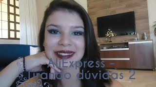Comprando no AliExpress - parte 2