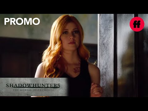 Shadowhunters 1.11 Preview