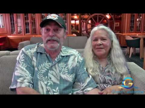 Ralph and Jean Grand Celebration Cruise Testimonial