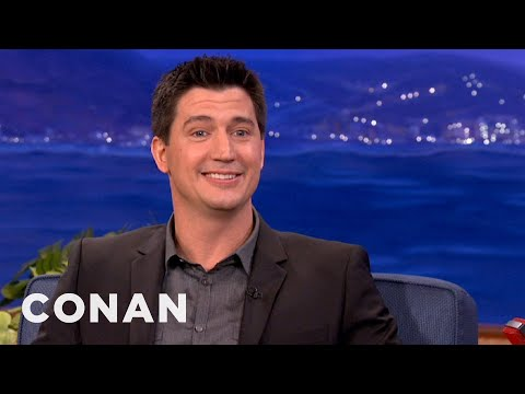 Conan - Ken Marino Interview