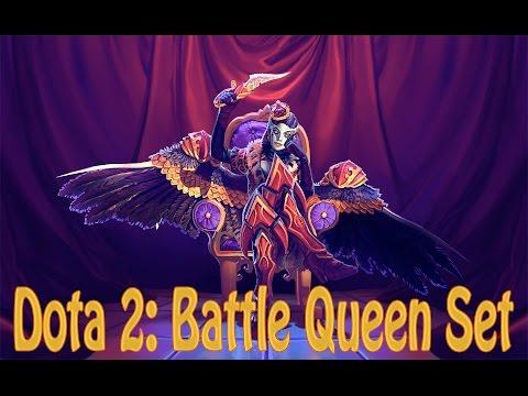 Queen of pain: Battle Queen