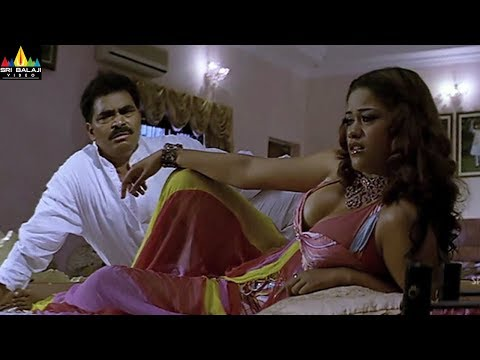 Mumaith Khan Scenes Back To Back | Maisamma IPS Telugu Movie Scenes | Sri Balaji Video