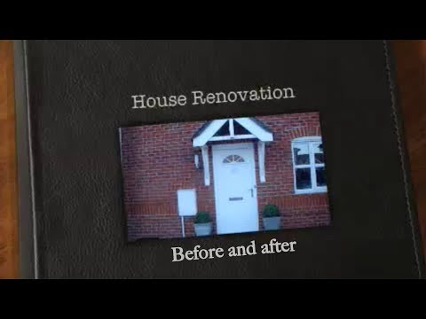 House Renovation… Before & After!