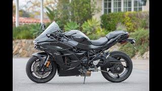 1. 2018 Kawasaki H2 SX Full Test