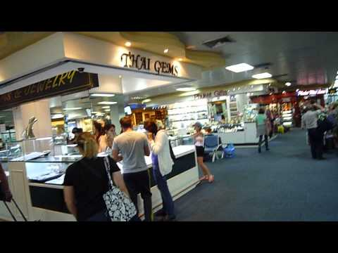Phuket Airport – International Departure Lounge