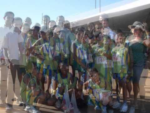 E A A   Escolinha de Atletismo de Aliança do Tocantins T    6ª Corrida do Fogo   Palmas TO