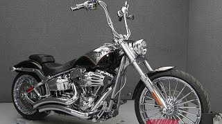 8. 2013  HARLEY DAVIDSON  FXSBSE CVO BREAKOUT  - National Powersports Distributors
