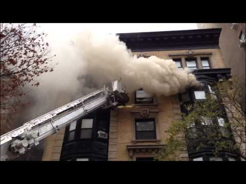 fdny - HERE YOU WILL SEE THE FDNY RESPONDING AND ON SCENE OF A