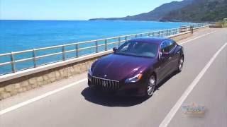 Palermo Italy  city photos : New Maserati Quattroporte in Palermo, Italy