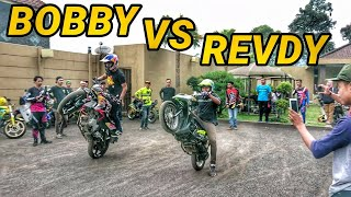 Video REVDY STUNTER VS BOBBY STUNTRIDER | STUNT GATHERING CIWIDEY MP3, 3GP, MP4, WEBM, AVI, FLV Maret 2019