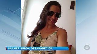 Família de Marília procura por mulher deficiente auditiva que desapareceu
