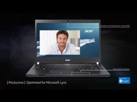 Acer TravelMate P6 NX.V7GAA.008 15.6-Inch Laptop
