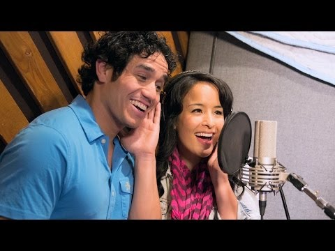 broadway - Journey inside the recording studio as the cast and creative team create the Original Broadway Cast Recording of ALADDIN. Visit aladdinthemusical.com for tic...