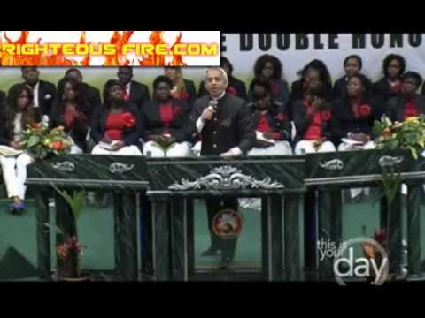 Benny Hinn - Who Is The Holy Spirit? - Part 3 - January 7, 2012